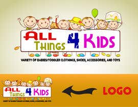 #13 for Design a Logo for Children products by zswnetworks