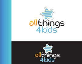 #34 para Design a Logo for Children products por antoaneta2003