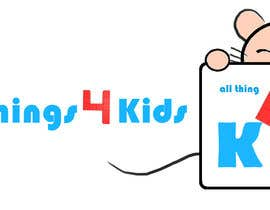 #40 for Design a Logo for Children products by Allantramol