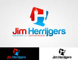 #71 for Logo Design for Jim Herrijgers af MladenDjukic