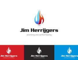 #105 for Logo Design for Jim Herrijgers af ivandacanay