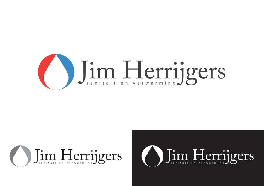 """Intrarea #122 pentru concursul """"Logo Design for Jim Herrijgers"""""""