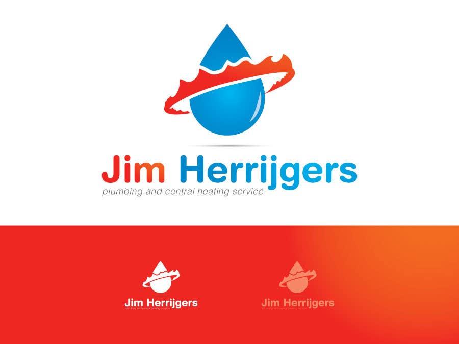 Конкурсная заявка №89 для Logo Design for Jim Herrijgers