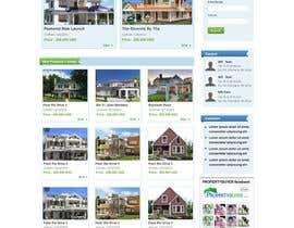 #19 untuk Design a Website Mockup for Property Site oleh sunsoftpro