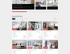 nº 14 pour Design a Website Mockup for Property Site par jonataslima