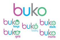 Graphic Design Entri Peraduan #43 for Design a Logo for buko