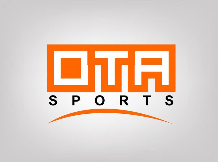 #265 for Logo Design for Ota Sports by elgopi