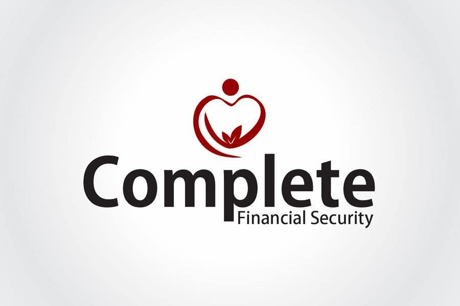 Kilpailutyö #280 kilpailussa Logo Design for Complete Financial Security