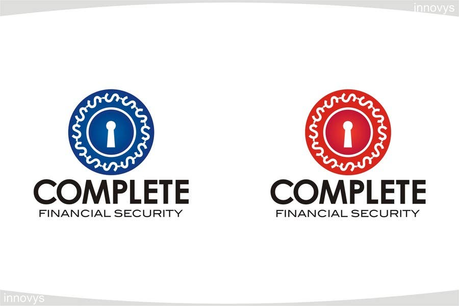 Kilpailutyö #549 kilpailussa Logo Design for Complete Financial Security
