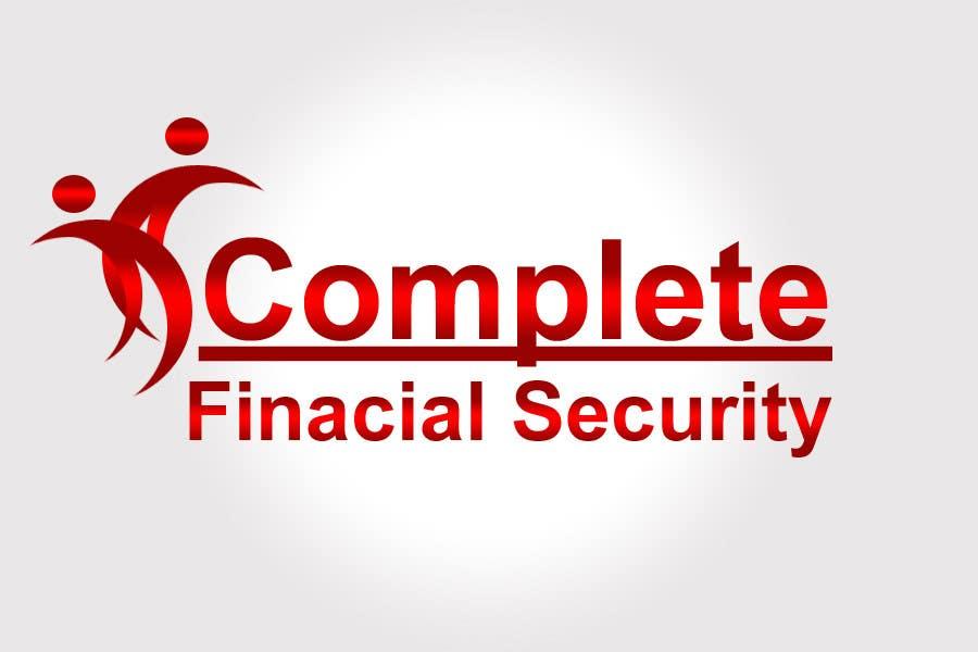 Kilpailutyö #461 kilpailussa Logo Design for Complete Financial Security