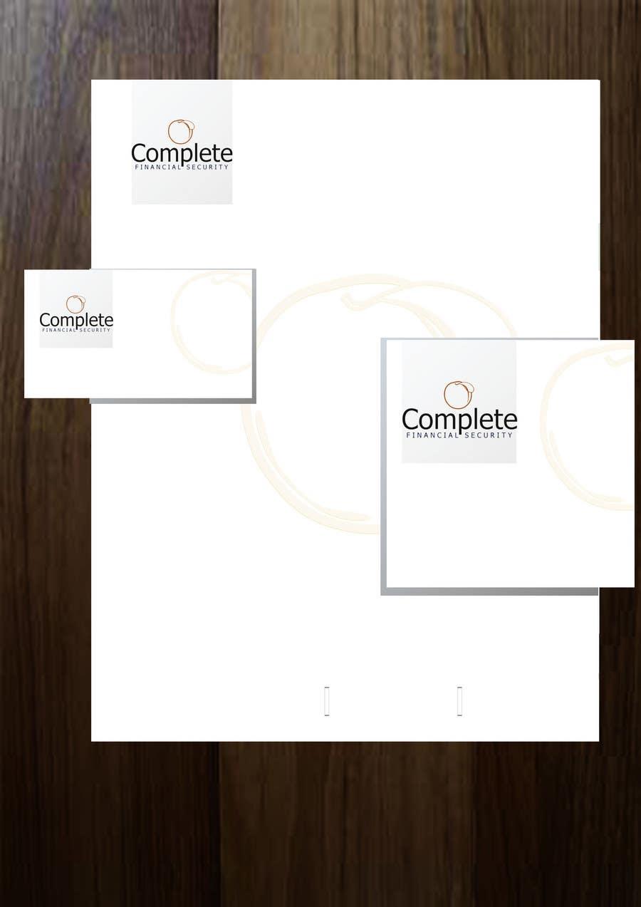 Kilpailutyö #408 kilpailussa Logo Design for Complete Financial Security