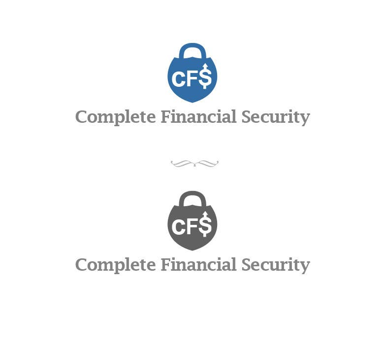Kilpailutyö #476 kilpailussa Logo Design for Complete Financial Security