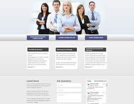 #7 for Design a Microsite by tania06
