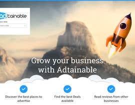 nº 33 pour Homepage graphic for website par amitjangid0808