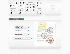 #12 for Website Design for Social House Media: Widget Page by Niccolo