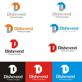 #297 for Logo design for a printing company by MagicalDesigner