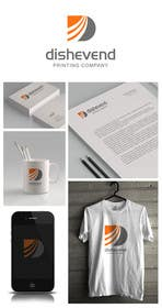 #220 for Logo design for a printing company by smarttaste
