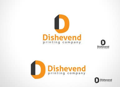 #320 for Logo design for a printing company by reynoldsalceda