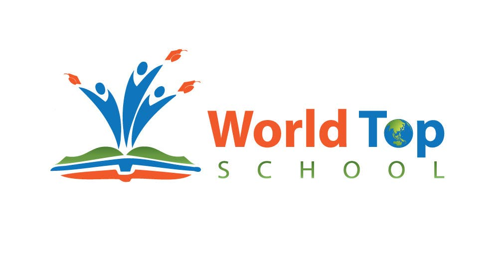#37 for Design a Logo for World Top Schools by ccet26