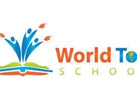 #63 for Design a Logo for World Top Schools by ccet26