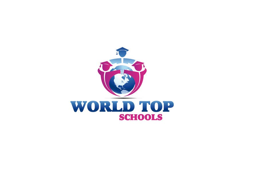 #19 for Design a Logo for World Top Schools by afsarhossan