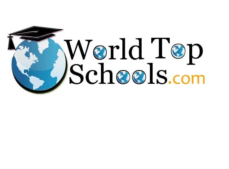 Bài tham dự cuộc thi #                                        47                                      cho                                         Design a Logo for World Top Schools