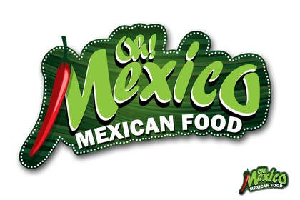 #143 for Mexican Restaurant Logo by rogeliobello