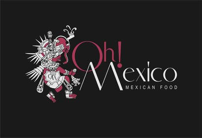 #218 for Mexican Restaurant Logo by karoll