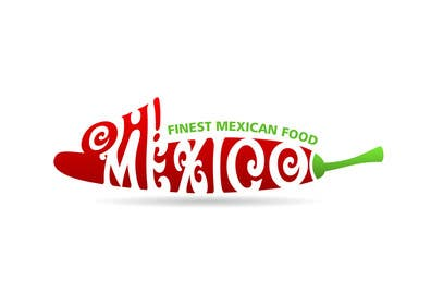 #154 for Mexican Restaurant Logo by rogerweikers