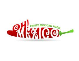 #154 cho Mexican Restaurant Logo bởi rogerweikers