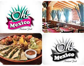 #165 untuk Mexican Restaurant Logo oleh PaolaBayardo