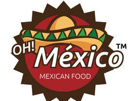 #17 untuk Mexican Restaurant Logo oleh FernandoJAM