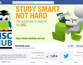#7 for Design a Facebook Advertisement for Hschub.com by creativeblast82