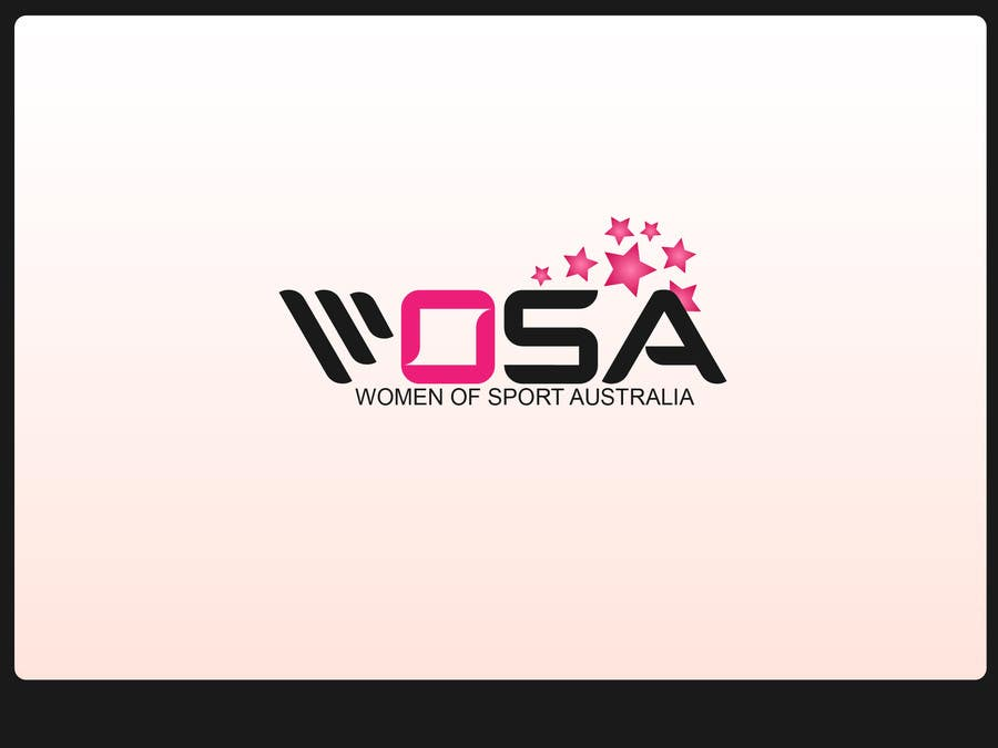 #42 for Design a Logo for WOSA - Women Of Sport Australia by engabdallah