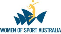 Contest Entry #9 for Design a Logo for WOSA - Women Of Sport Australia