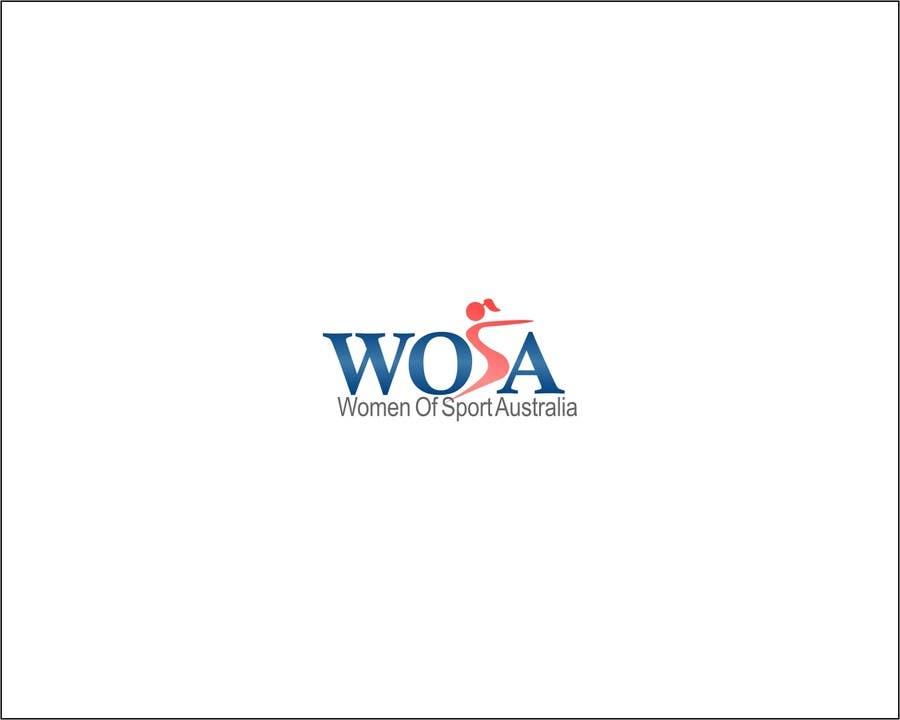 #30 for Design a Logo for WOSA - Women Of Sport Australia by rostovniki