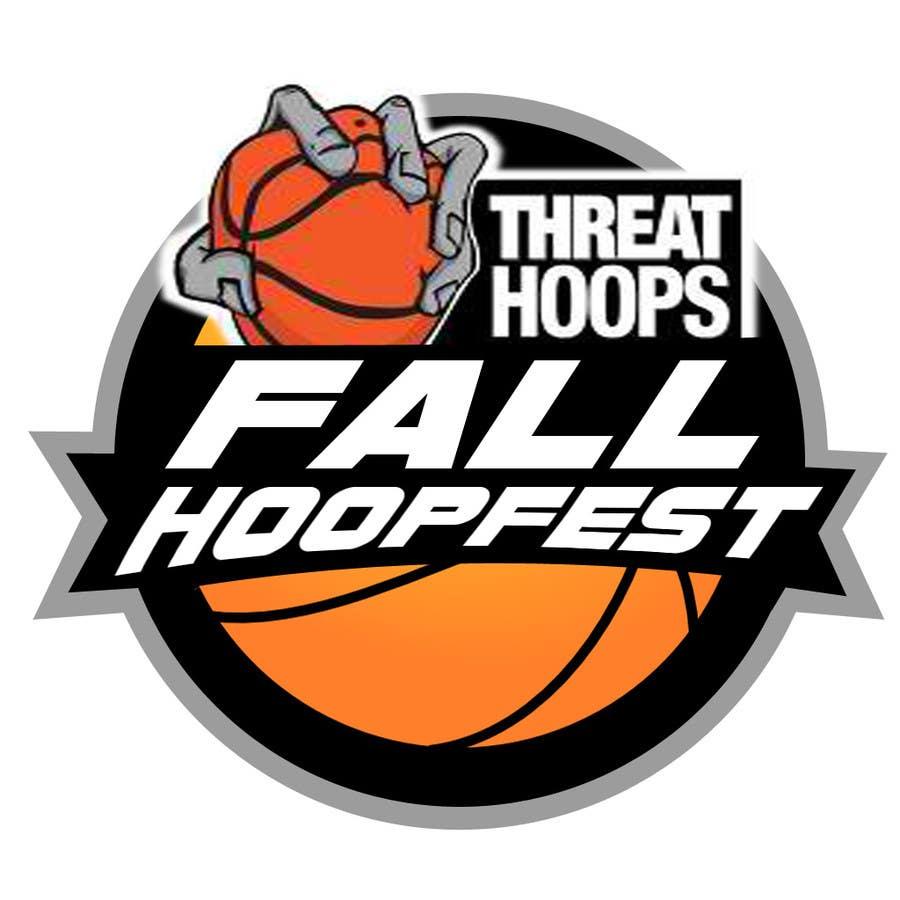 Penyertaan Peraduan #21 untuk Design a Logo for Youth Basketball Tournament