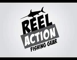 #43 for Design a Logo for Fishing Gear af antonymorfa