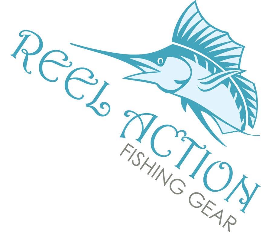 Inscrição nº 16 do Concurso para Design a Logo for Fishing Gear