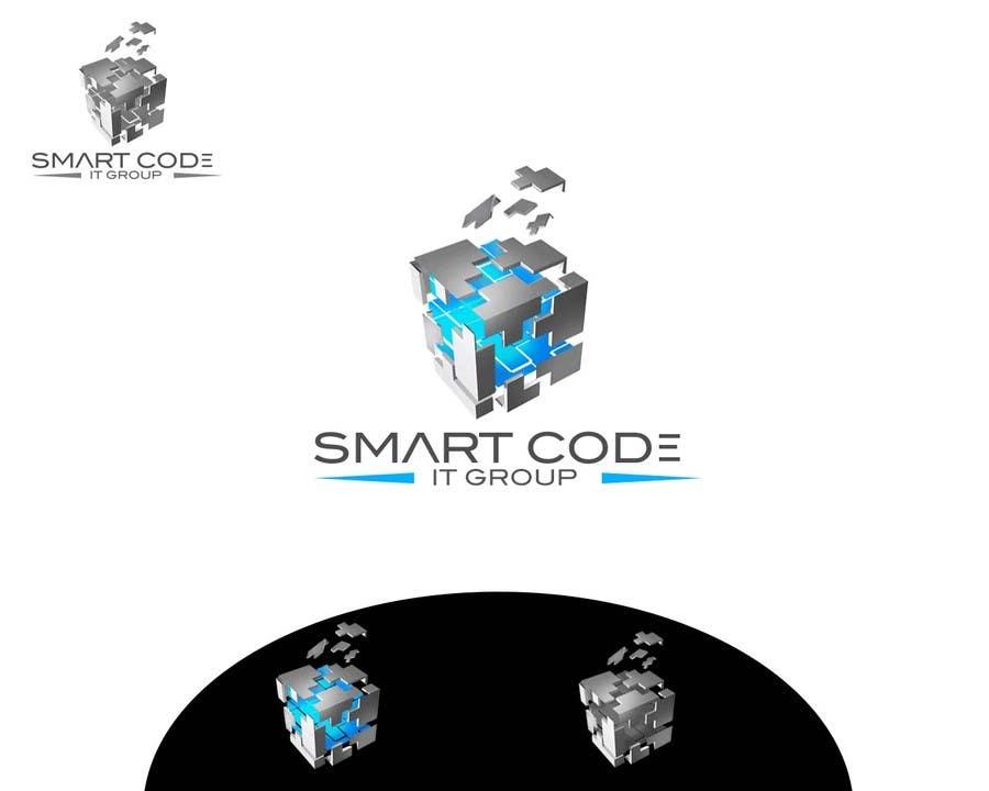 Inscrição nº 193 do Concurso para LOGO creation for the SmartCode IT group.