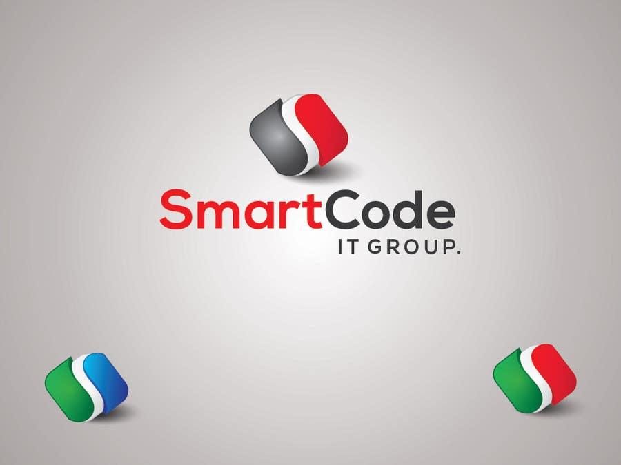Inscrição nº 53 do Concurso para LOGO creation for the SmartCode IT group.