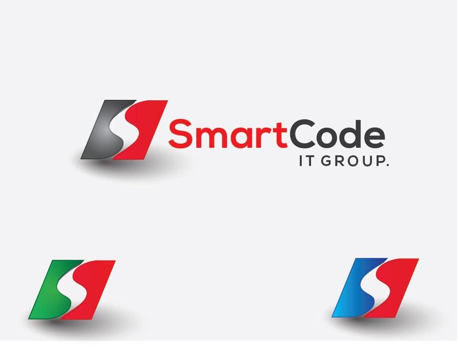 Inscrição nº 82 do Concurso para LOGO creation for the SmartCode IT group.