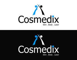 #144 for Logo Design for Cosmedix by pavithrasm