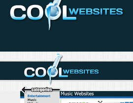#90 untuk Design a Logo for CoolWebsites.co oleh tomazperkovic