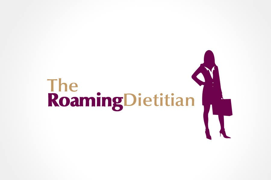 Konkurrenceindlæg #62 for Logo Design for A consulting and private practice business called 'The Roaming Dietitian'