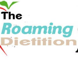 #174 untuk Logo Design for A consulting and private practice business called 'The Roaming Dietitian' oleh prowebappdev