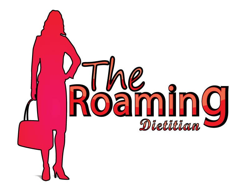 Konkurrenceindlæg #223 for Logo Design for A consulting and private practice business called 'The Roaming Dietitian'