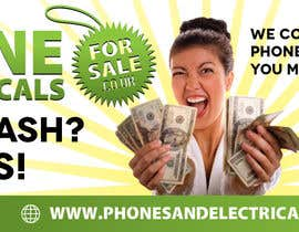 #29 cho Design a Banner for Phonesandelectricalsforsale.co.uk bởi kevinwilliam1992