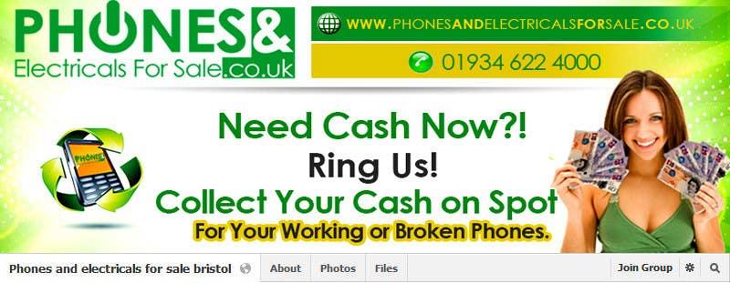 Penyertaan Peraduan #56 untuk Design a Banner for Phonesandelectricalsforsale.co.uk