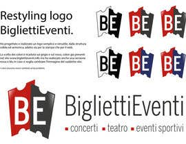 #69 for Disegnare un Logo for BigliettiEventi.info by Feerya